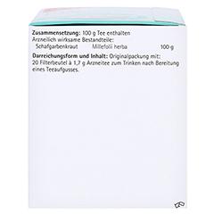 H&S Schafgarbenkraut 20x1.7 Gramm - Linke Seite