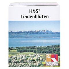H&S Lindenblüten 20x1.8 Gramm - Rechte Seite