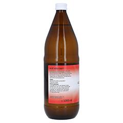 Aloe Vera SAFT Bio 100% 1000 Milliliter - Rechte Seite