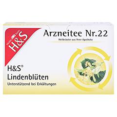 H&S Lindenblüten 20x1.8 Gramm - Vorderseite