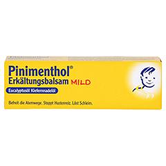 Pinimenthol Erkältungsbalsam mild 20 Gramm N1 - Vorderseite