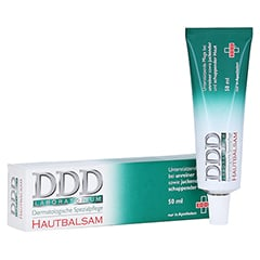 DDD Hautbalsam Dermatologische Spezialpflege 50 Gramm