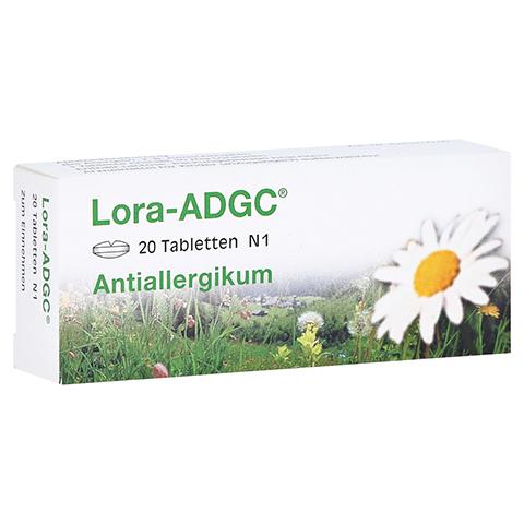 Lora-ADGC 20 Stück N1