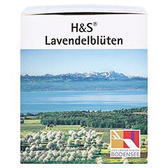 H&S Lavendelblüten 20x1.0 Gramm - Rechte Seite