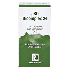 JSO-Bicomplex Heilmittel Nr.24 150 Stück N1 - Vorderseite
