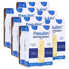 FRESUBIN PROTEIN Energy DRINK Vanille Trinkfl. 6x4x200 Milliliter