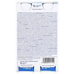 Fresubin Energy Fibre DRINK Vanille Trinkflaschen 6x4x200 Milliliter - Rückseite