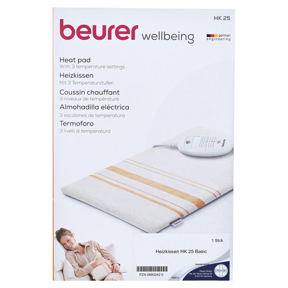 Beurer Hk25 Heizkissen 1 Stück Online Bestellen Medpex Versandapotheke