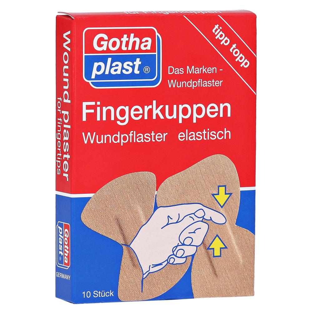 gothaplast-fingerkuppenpflaster-elast-10-stuck, 3.79 EUR @ medpex-de