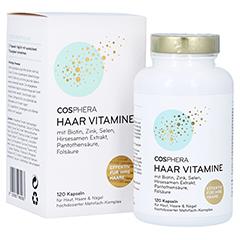 Cosphera Haar-Vitamine 120 Stück