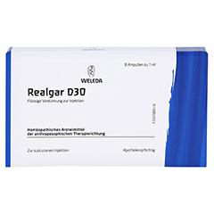 REALGAR D 30 Ampullen 8x1 Milliliter N1 - Vorderseite