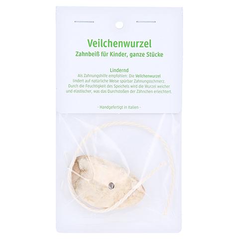 VEILCHENWURZEL Zahnbeiß f.Kinder 1 Stück