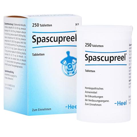 SPASCUPREEL Tabletten 250 Stück N2
