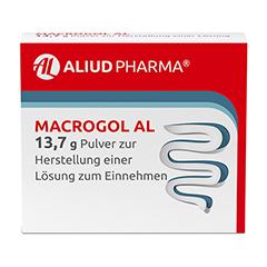 Macrogol AL 13,7g 10 Stück N1