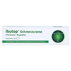 Ibutop Schmerzcreme 50 Gramm N1 - Vorderseite