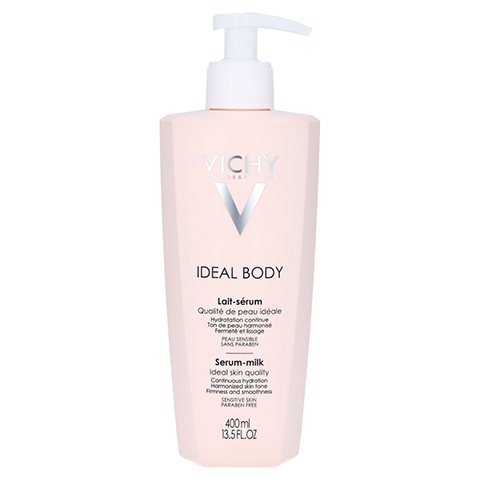 Vichy Ideal Body Serum-Milch Bodylotion 400 Milliliter