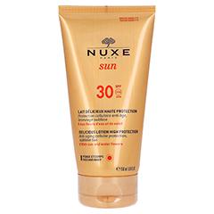 NUXE Sun Sonnenmilch Gesicht und Körper LSF 30 150 Milliliter