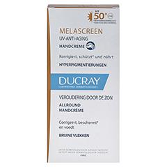 DUCRAY MELASCREEN Photoaging Handcreme LSF 50+ 50 Milliliter - Vorderseite