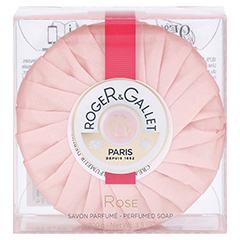 R&G Rose Seife 100 Gramm - Vorderseite
