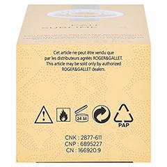 R&G Bois d'Orange Eau Sublime Or Gold Eau Fraiche + gratis R&G Kosmetiktasche 100 Milliliter - Unterseite