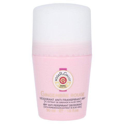 R&G Gingembre Rouge Deo Roll-on 50 Milliliter