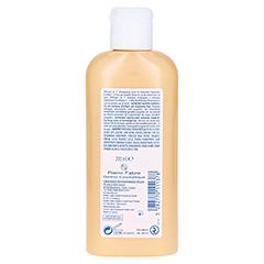 DUCRAY NUTRICERAT nutritiv Shampoo trockenes Haar 200 Milliliter - Rückseite