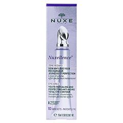 NUXE Nuxellence Yeux Creme 15 Milliliter - Rückseite