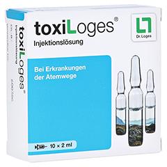 TOXILOGES Injektionslösung Ampullen 10x2 Milliliter N1