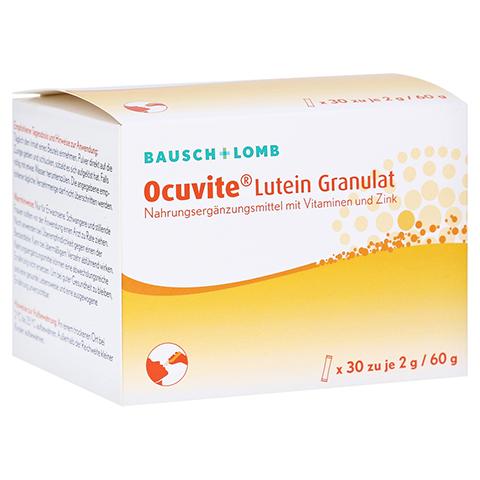 Ocuvite Lutein Granulat Kapseln 30 Stück