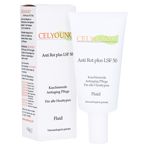 CELYOUNG Anti Rot plus LSF 50 Fluid 50 Milliliter