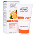 BÖRLIND feuchtigkeitsspendene Bodylotion Orange 150 Milliliter