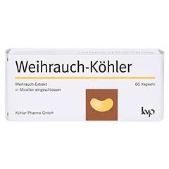 WEIHRAUCH-KÖHLER Kapseln 60 Stück - Vorderseite