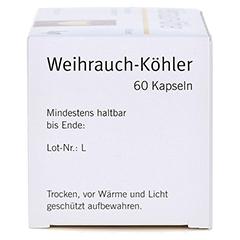 WEIHRAUCH-KÖHLER Kapseln 60 Stück - Rechte Seite