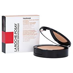 La Roche-Posay Toleriane Mineral Kompakt-Puder Make-up mit LSF 25 Beige Samble Nr. 13 9 Gramm