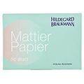 Hildegard Braukmann Mattier Papier 50 Stück