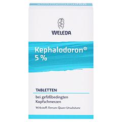 KEPHALODORON 5% Tabletten 100 Stück N1 - Vorderseite