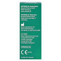 SYSTANE Ultra Benetzungstropfen + gratis Systane Hydration UD 5 X 0,7 ml 10 Milliliter - Rückseite