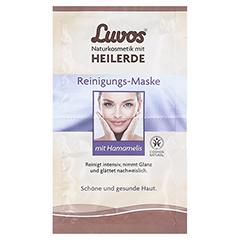 LUVOS Heilerde Reinigungs-Maske Naturkosmetik 2x7.5 Milliliter
