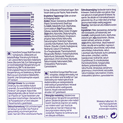 NUTRINIDRINK Compact MultiFibre Erdbeere 8x4x125 Milliliter - Unterseite