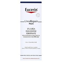 EUCERIN UreaRepair PLUS Lotion 5% 250 Milliliter - Rückseite