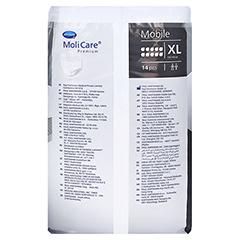 MOLICARE Premium Mobile 10 Tropfen Gr.XL 4x14 Stück - Linke Seite