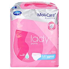 MOLICARE Premium lady Pants 7 Tropfen M 4x8 Stück - Vorderseite