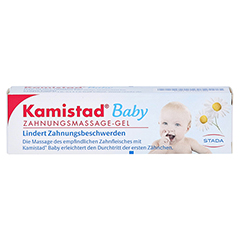 Kamistad Baby Gel 10 Milliliter - Vorderseite