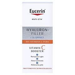 Eucerin Anti-Age Hyaluron-Filler Vitamin C Booster 8 Milliliter - Rückseite