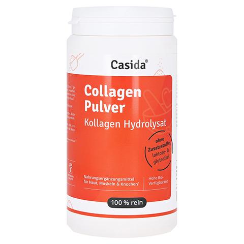 COLLAGEN PULVER Kollagen Hydrolysat Peptide Rind 480 Gramm