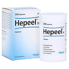 HEPEEL N Tabletten 250 Stück N2