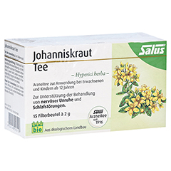Johanniskraut Tee 15 Stück