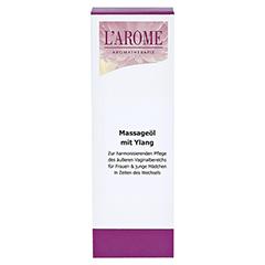 LAROME Massageöl mit Ylang 50 Milliliter - Vorderseite