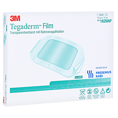 TEGADERM Film 10x12 cm 1626NP 5 Stück
