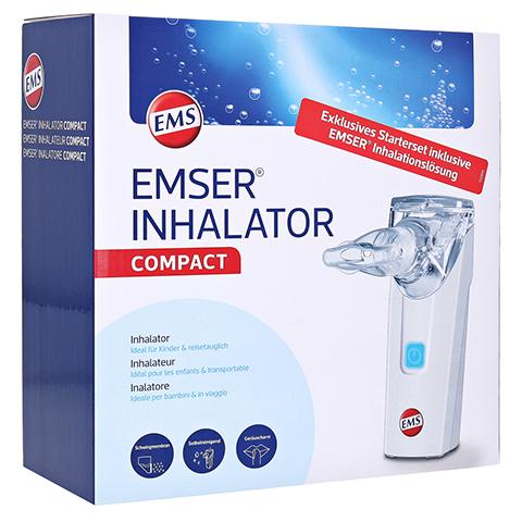 EMSER Inhalator compact 1 Stück